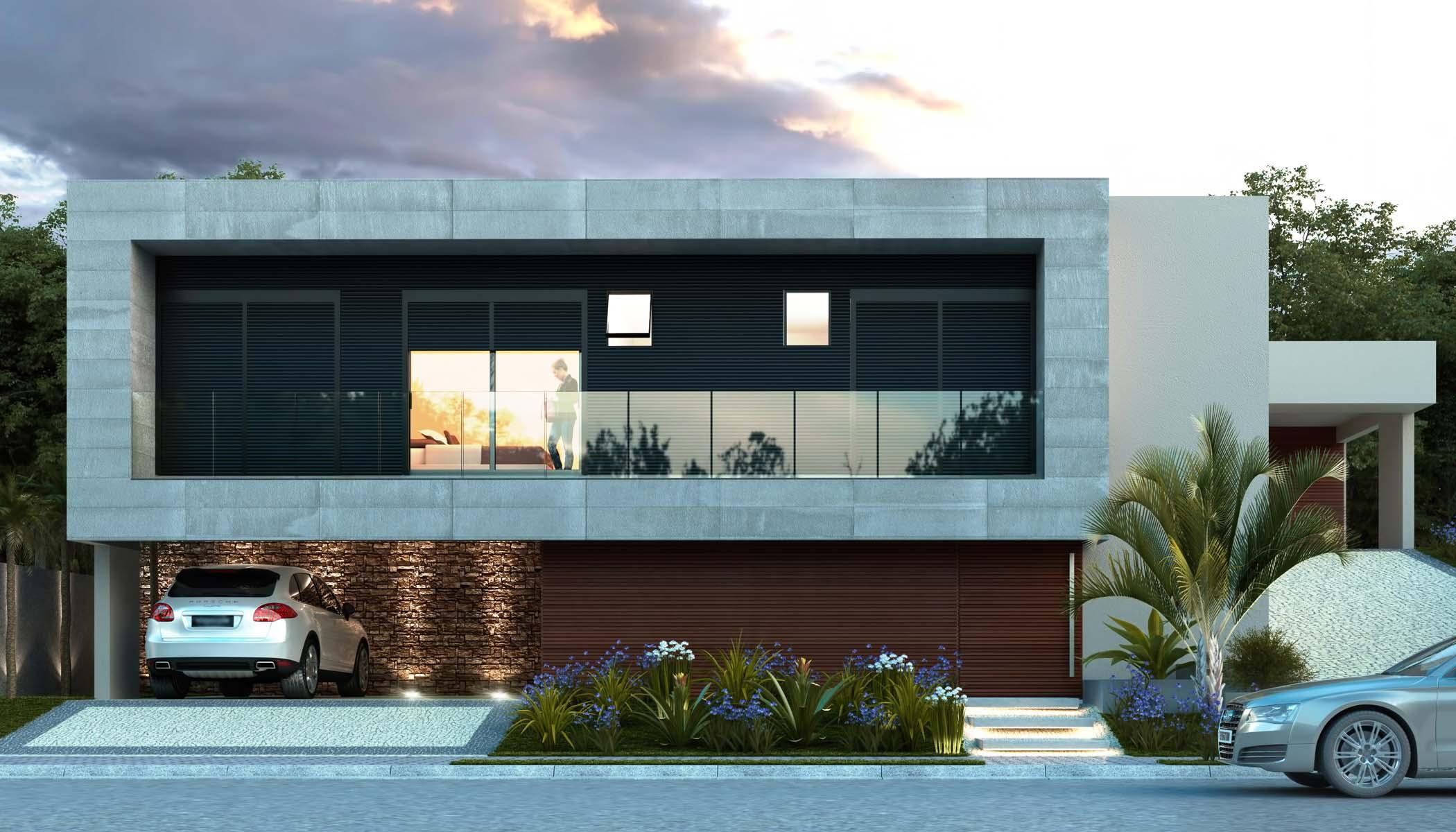 projetos-em-3Dmaquete-3dilustração-artisticafachada-residencial-empreendimento